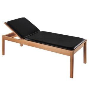 Физиотерапевтическая массажная кушетка из дерева fisio2