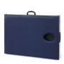 Сложенный раскладной массажный стол th190